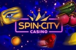 Все возможности игры в Казино Spin City