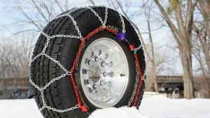 Как выбрать цепи на колеса?